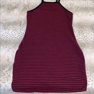 Express tank top dress